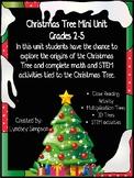 Christmas Tree Unit for Big Kids