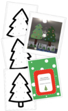 Christmas Tree Uppercase & Lowercase letter match