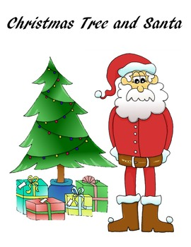 Christmas Tree and Santa Freebie!!!