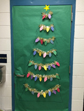 Christmas Tree for Bulletin Board or Door