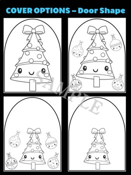 Christmas Tree with Ornaments - Moonju Makers Activity, Craft, Writing