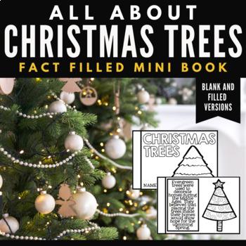 Christmas Trees Unit Mini Booklet