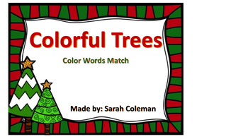 Christmas Trees Book