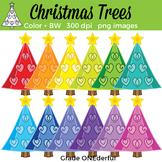 Christmas Trees   Christmas Clip Art