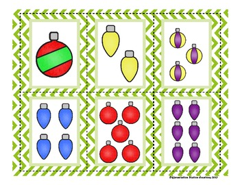 Christmas Trees! Interactive Play Dough Mats
