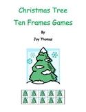 Winter Trees Ten Frames Games