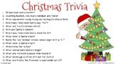 Christmas Trivia