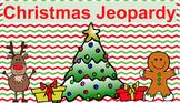 Christmas Trivia Jeopardy