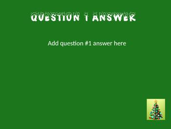 Attractive Trivia Powerpoint Template Illustration - Resume Ideas ...