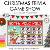 Christmas Trivia Game Show: An Editable PowerPoint Game Show