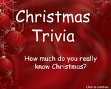 Christmas Trivia PowerPoint