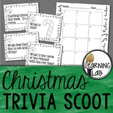 Christmas Trivia Scoot Game