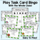 Christmas Trivia Task Card Fun - Bingo and More!
