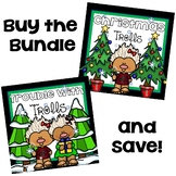 Christmas Trolls and Trouble with Trolls BUNDLE