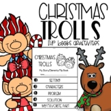 Christmas Trolls by Jan Brett: Flip Books for Sequencing and Story Elements