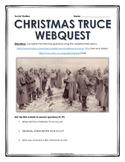 Christmas Truce - Webquest with Key (World War I)