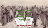 Christmas Truce: World War I Primary Source Worksheet