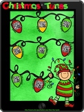 Christmas Tunes {QR Codes & Hyperlinks} Scan or Click! Music~Watch & Sing! FREE