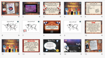 Christmas: Tutor Time Resources
