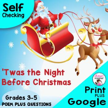 Christmas Twas the Night Before Christmas