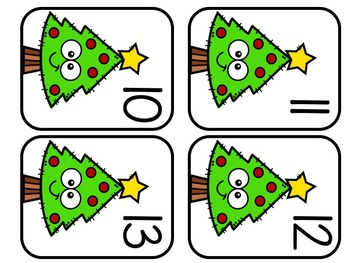 Christmas Unifex Cube Counting