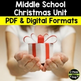 Christmas Unit | Distance Learning