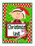 Christmas Unit: ChristmasActivities, Christmas Games and Christmas Centers