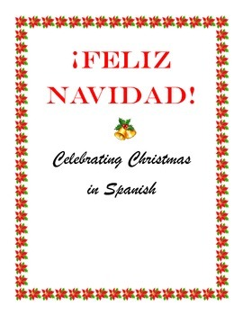 Christmas Unit for Spanish Classes