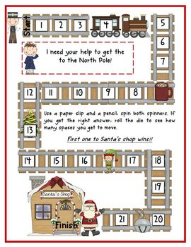 Christmas Unit with Polar Express Activities Literacy, Math, Writing and Art