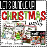 Christmas Units:  THE BUNDLE!