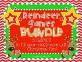 Christmas Upper Elementary Games BUNDLE!