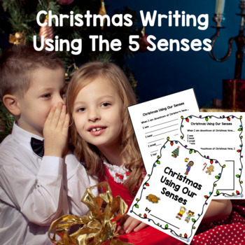 Christmas Using Our Senses