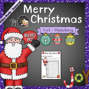 Christmas Video Study