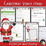 Christmas Activities Video Study