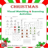 Christmas Visual Matching and Scanning