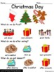 Christmas Visuals for Special Education