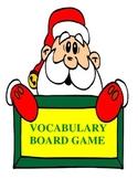 Christmas Vocabulary Board Game {Common Core Compliant}
