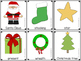 Vocabulary Cards: Christmas Theme