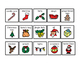 Christmas Vocabulary Cariboo Cards