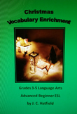 Christmas Vocabulary Enrichment