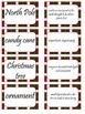Christmas Vocabulary Match-Up