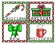 Christmas Vocabulary Spelling Task Cards FREEBIE