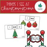 Christmas Vocabulary: Things I See at Christmastime