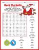 Christmas Word Search Bundle - Christmas Vocabulary