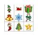 Christmas Vocabulary and Tic Tac Toe