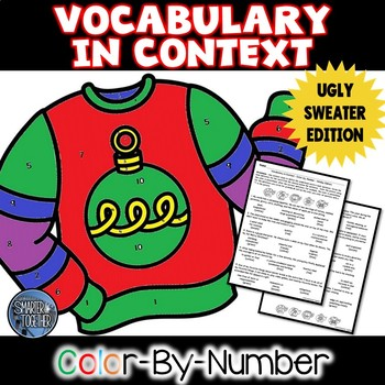 Christmas Vocabulary in Context