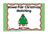Christmas Vowel Pair Words