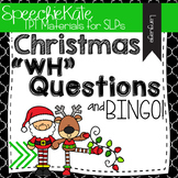 """Christmas """"WH"""" Question Pack"""