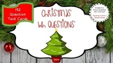 Christmas WH Questions (192 question cards!!!)