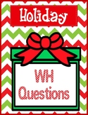 Christmas WH- Questions